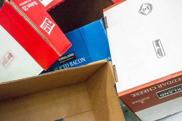 Costco Boxes