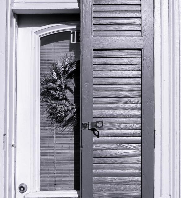Doorway #1, New Orleans-Edit