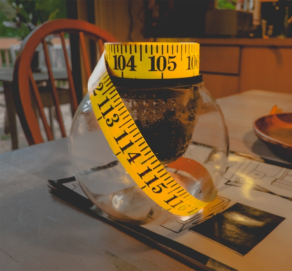 Homekitchentape measure2564