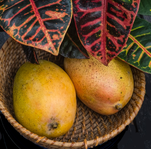 homeeggs and mango3311