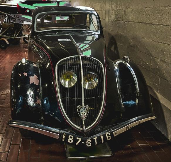 Nashville Lane Motor Museum Motor Museum-190