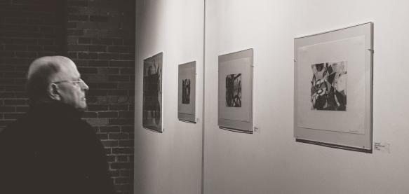 Feld VisitCecelia's ShowSCCA Art102